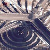 Ventilateur de toit d'acier inoxydable sans pouvoir