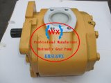진짜 Komatsu Hm350 유압 기름 기어 펌프: 705-95-07091 부속