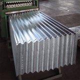 Cor de telhado de metal corrugado Galvalume Chapa de aço galvanizado revestido
