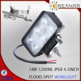 4.5inch 18W Epistar LED Headlightlight