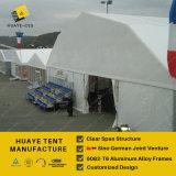 Шатер шатёр полигона прямой связи с розничной торговлей фабрики
