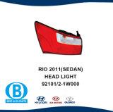 KIA Rio 2011 Fabricant de feu arrière fournisseur pour les parties du corps d'accessoires auto
