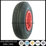 عجلة هوائيّة مطّاطة 8 '' 2.50-4 مطاط إطار/إطار العجلة