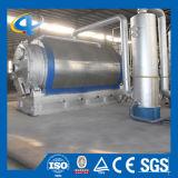 Système en plastique utilisé à haute production de pyrolyse de défibreur