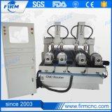 CNC van de Machines van de Gravure van het meubilair Router met Hoofd Vier