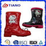 De mooie Comfortabele Laarzen van de Regen van pvc voor Kinderen (TNK70005)