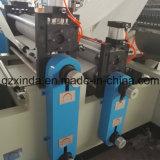 V automática máquina de fabricación de papel toalla plegable