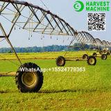 China-Typen drei Rad-Bauernhof-Mitte-Gelenk-Bewässerungssystem-Gerät