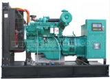 728kw/910kVAはタイプCumminsのディーゼル機関の発電機セットを開く