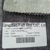 Jacquardwebstuhl-Leinen-/Wolle-doppelte Schicht-Gewebe (QF16-2477)