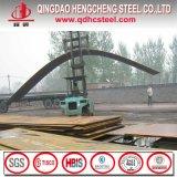 Tôle de chaudière à haute pression d'acier du carbone d'ASTM A516 Gr60n