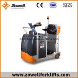 Trator de reboque 5ton com sistema EPS (direção de energia elétrica)