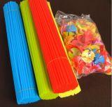 Einzelne Farben-Ballon-Stock-Strangpresßling-Maschine
