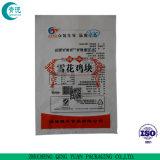 Alimentos Congelados seguros bolsa de plástico de polipropileno plano la bolsa de embalaje