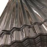Folha ondulada de aço galvanizada G90 do assoalho do Decking