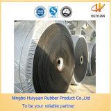 De zwarte Op zwaar werk berekende Nylon Transportband van de Stof (SGS, ISO9001)