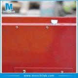 Cabina de almacenaje roja de la seguridad del laboratorio para el líquido combustible
