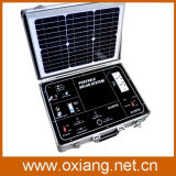 ホームおよび旅行Generador De Vapor Solarのための携帯用500W太陽発電機エネルギー