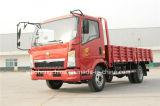 Carro ligero 4X2 del camión del carro del cargo de Sinotruk HOWO 115HP 4t