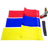 High Elastic Low Price Resistance à l'environnement Yoga Yoga Sports Band