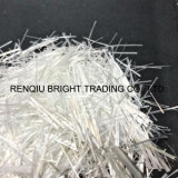 Álcalis Fibra de vidrio de alta calidad resistente a E-Glass filamentos picados