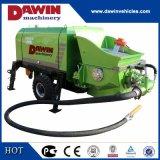 15m3/H ont mouillé la machine de pulvérisation concrète de pompe de béton projeté