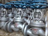 Acciaio al carbonio Wcb o valvola industriale della valvola di globo CF8