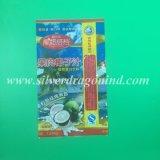 Manicotti su ordinazione dell'involucro dello Shrink di calore del PVC della plastica per i contrassegni della bottiglia