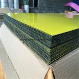 ABS van de Gravure van de Laser van 600*1200mm Dubbel ABS van het Blad van de Kleur Plastic Blad
