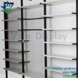 Einzelnes seitliches Metallstahltuch-Bildschirmanzeige für Supermarkt-oder Tuch-Kleid-Systeme