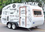 Hot Vente de distributeurs automatiques de Fast Food Mobile remorque/chariot/VAN