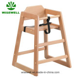 マツ木Fodingの赤ん坊の高い食べる椅子