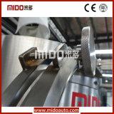 Seguimiento de control PLC de lubricación automática máquina de envasado tapado