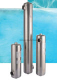 Shell UL e o tubo do aquecedor de água solares