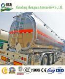 Tanque de liga de alumínio reboque/caminhão tanque