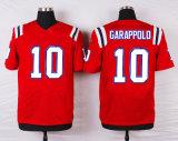 В Новой Англии пустым Джимми Garoppolo Джулиан Эдельман настроенных футбольных футболках NIKEID