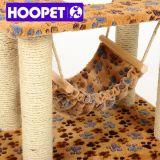 Mehrschichtiger Sisal, der Pfosten-Baum-Möbel für Katze löscht