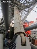 hydraulische Hijstoestel van de Olie van het Acteren van de Slag van 10500mm het Enige voor de Machines van de Techniek