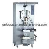Ah-Zf1000 Two Tube Filling Packing Machine con Plastic Pouch