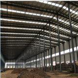 A construção em aço Prefab luz projetada Estrutura de aço Modular Manual