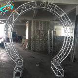 L'aluminium Truss stade stade de la phase mobile Truss Truss incurvée