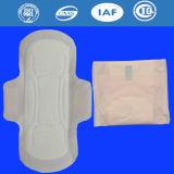 공장 (YT124)에서 중국 제품에서 숙녀 위생 패드를 위한 면 위생 냅킨
