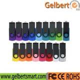 Beweglicher Plastikschwenker USB-Speicher-Stock für Förderung-Geschenk