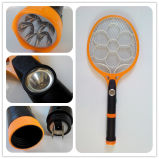 Buon Quality Rechargeable Mosquito Swatter con Torch