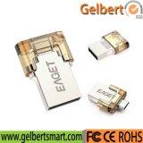 2 in 1 micro azionamento dell'istantaneo del USB di OTG per Smartphone