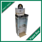 Custom Printing Beer PDQ Counter Cardboard Display Box Atacado