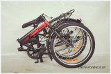 20-дюймовый стальной раме складной велосипед, складной велосипед, Shimano 7 скорости