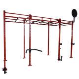 De Installatie van de Apparatuur van de geschiktheid/van de Apparatuur van de Gymnastiek/trekt Staaf/Installatie Ciossfit uit