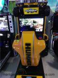Macchina calda del gioco di divertimento della galleria, Hummer a gettoni che corre gioco
