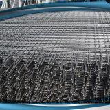 acoplamiento soldado de la perforación rectangular de 100mm*100m m
